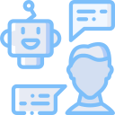 application de message chatbot
